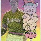 Comic Ball Series 3 Hologram Card Jim Abbott, Porky Pig, Daffy Duck