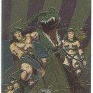 Conan Series 2 Chromium Promo Unnumbered Trading Card