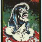 Crow City Of Angels 1996 #1 Embossed Trading Card