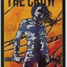 Crow City Of Angels 1996 #7 Embossed Trading Card