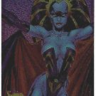 Cyber Force Cyber Optics #A-7 Mother May I Chromium Trading Card