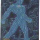 Cyber Force Cyber Optics #A-9 Megawatt Chromium Trading Card