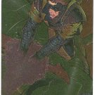 Cyber Force Cyber Optics #A-12 Heatwave Chromium Trading Card