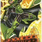 DC Outburst #15 Maximum Firepower Embossed Chase Card