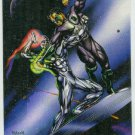 DC vs Marvel Holo F/X #7 Silver Surfer Chase Card
