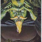 DC Villains Gathering of Evil #GE8 Foil Card Brainiac