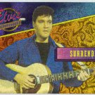 Elvis Presley 1992 Dufex Foil Card #13 Surrender