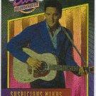 Elvis Presley 1992 Dufex Foil Card #24 Suspicious Minds