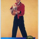 Elvis Presley 1992 #4 Gold Record Foil Trading Card