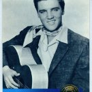 Elvis Presley 1992 #6 Gold Record Foil Trading Card