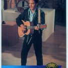 Elvis Presley 1992 #7 Gold Record Foil Trading Card