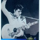 Elvis Presley 1992 #8 Gold Record Foil Trading Card