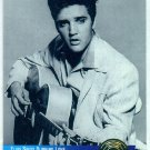 Elvis Presley 1992 #10 Gold Record Foil Trading Card