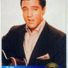 Elvis Presley 1992 #50 Gold Record Foil Trading Card