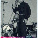 Elvis Presley 1992 #25 Platinum Record Foil Trading Card