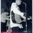 Elvis Presley 1992 #27 Double Platinum Record Foil Card