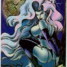 Evil Ernie Clear Chrome Cel #C4 Chase Card Lady Death