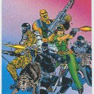 GI Joe 30th Salute #3 Comic Anthology Chase Card