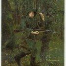 GI Joe 30th Salute #C2 Chromium Card The 1964 Soldier