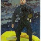GI Joe 30th Salute #C3 Chromium Card The 1964 Sailor