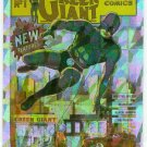 Golden Age Of Comics Prism #2 Chase Card Green Giant
