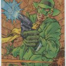 Green Hornet Limited Edition #3H Promo Card Hologravure