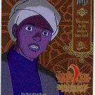 Jonny Quest 1996 #HC2 Hadjis Clues Trading Card