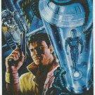 Lee MacLeod #T5 Tekchrome Trading Card Secrets