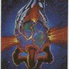 Lee MacLeod #T10 Tekchrome Card Alien Domination