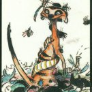 Lion King 1994 Series 2 #T5 Thermo Chase Trading Card