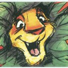 Lion King 1994 Series 2 #T8 Thermo Chase Trading Card