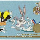 Looney Tunes Olympicards #4 Go For The Gold Chase Card
