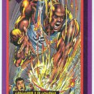 Deathwatch Superhero #SS1 Shaquille O'Neal Chase Card