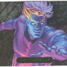 Marvel Masterpieces 1994 #2 Powerblast Card Archangel