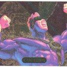 Marvel Masterpieces 1994 #4 Powerblast Card Cyclops