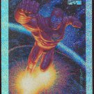 Marvel Masterpieces 1994 #5 Holofoil Card Iron Man