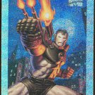 Marvel Masterpieces 1994 #10 Holofoil Card War Machine