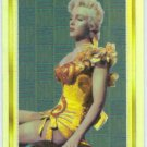 Marilyn Monroe Series 2 1995 #4 Holochrome Chase Card