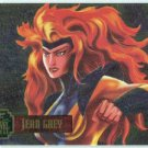 Marvel Annual 95 Flair #7 PowerBlast Card Jean Grey