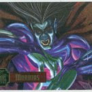 Marvel Annual 95 Flair #10 PowerBlast Card Morbius