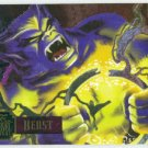 Marvel Annual 95 Flair #12 PowerBlast Chase Card Beast