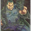 Marvel Metal 1995 #9 Blaster Chase Card Punisher