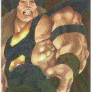 Marvel Metal 1995 #15 Blaster Chase Card Thor