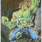 Marvel Universe 1994 Powerblast #5 Chase Card Hulk