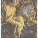 Maxfield Parrish 1994 Promo Trading Card