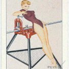 Petty Girl 1994 Ridgid Tool #R5 Trading Card