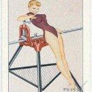 Petty Girl 1994 Ridgid Tool #R5 Trading Card