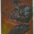 Pitt 1995 Holoforge Embossed Foil #H1 Chase Card Pitt