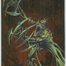 Pitt 1995 Holoforge Embossed Foil #H2 Chase Card Zoyvod
