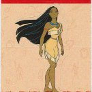 Pocahontas 1995 #1 Stand-Up Chase Trading Card